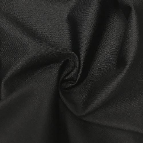 Black Puma Spandex, activewear fabric, black fabric, leggings fabric