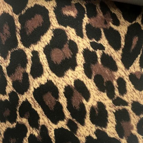 Leopard Print Spandex, animal print fabric, discount fabric