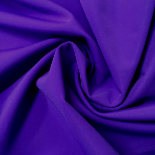 Plumtastic Kira Matte Tricot Spandex, purple fabric, purple swim fabric, swim fabric, swimwear fabric, tricot fabric