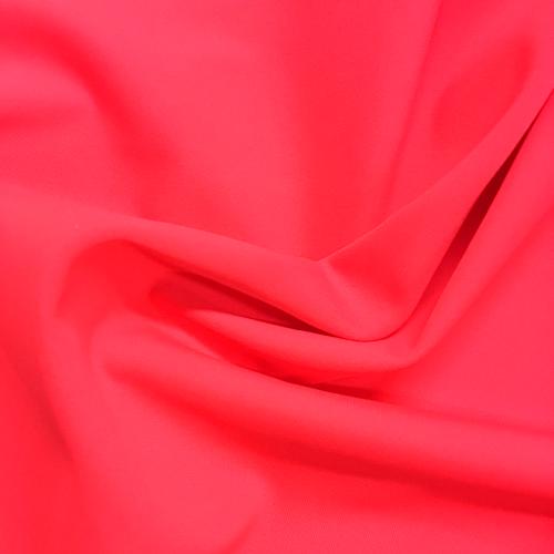 Psycho Red Kira Matte Tricot Spandex, pink fabric, pink swim fabric, swim fabric, swimwear fabric, tricot fabric