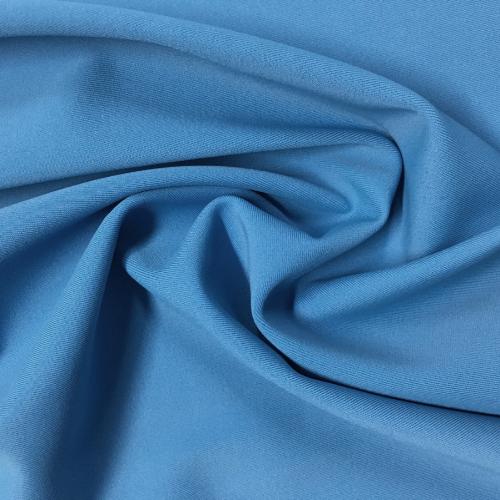 Breathing Kira Matte Tricot Spandex, blue fabric, blue swim fabric, swim fabric, swimwear fabric, tricot fabric