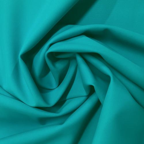 Aqua Green Kira Matte Tricot Spandex, blue fabric, blue swim fabric, swim fabric, swimwear fabric, tricot fabric