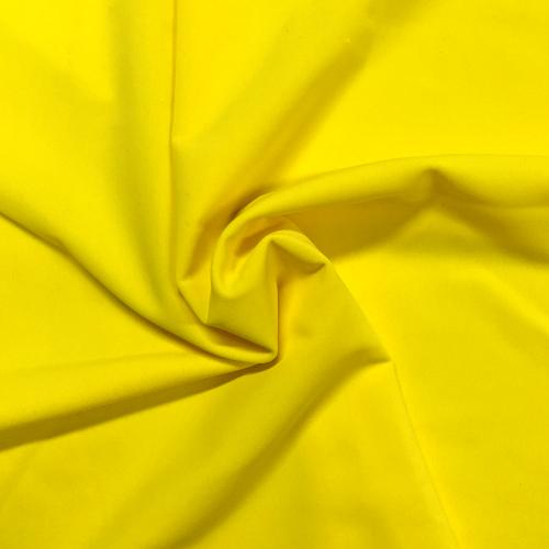 Giallo Kira Matte Tricot Spandex, yellow fabric, yellow swim fabric, swim fabric, swimwear fabric, tricot fabric