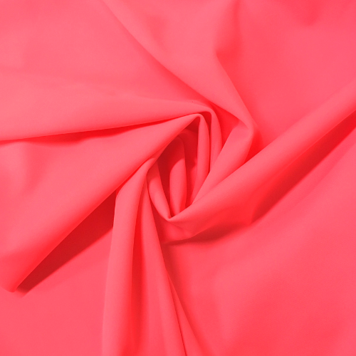 Fizzy Fusion Kira Matte Tricot Spandex, pink fabric, pink swim fabric, swim fabric, swimwear fabric, tricot fabric
