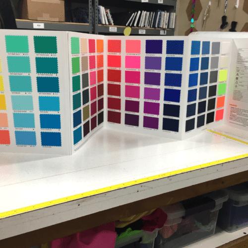 Full Kira Matte Tricot Color CardFull Kira Matte Tricot Color Card, kira matte tricot fabric, tricot fabric, swim fabric
