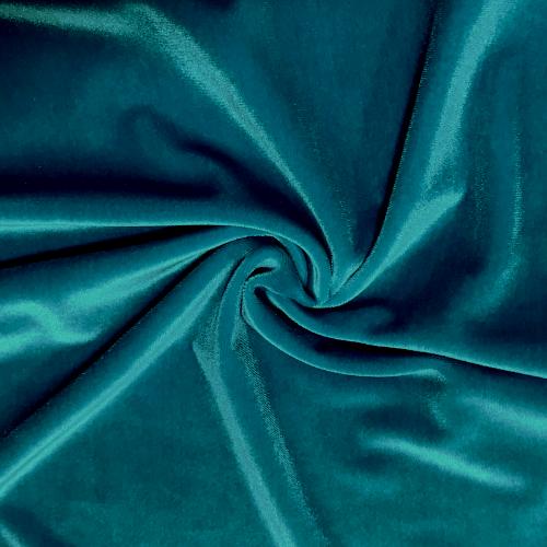 Turquoise Velvet Spandex, Turquoise Velvet, blue velvet, velvet fabric, discount fabric