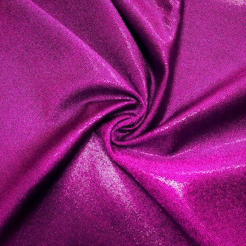 Purple Dark Jewels Spandex, dance fabric, purple fabric, foil fabric, rave fabric, gymnastics fabric