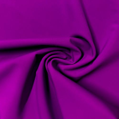 Plum Dandy Kira Matte Tricot Spandex, chlroine resistant fabric, purple fabric, UPF fabric, purple swim fabric, swim fabric, swimwear fabric, tricot fabric