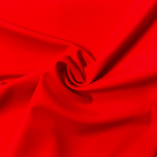 Ladybug Kira Matte Tricot Spandex, swimwear fabric, swim fabric, red fabric, red swimwear fabric, chlorine resistant fabric, UPF fabric