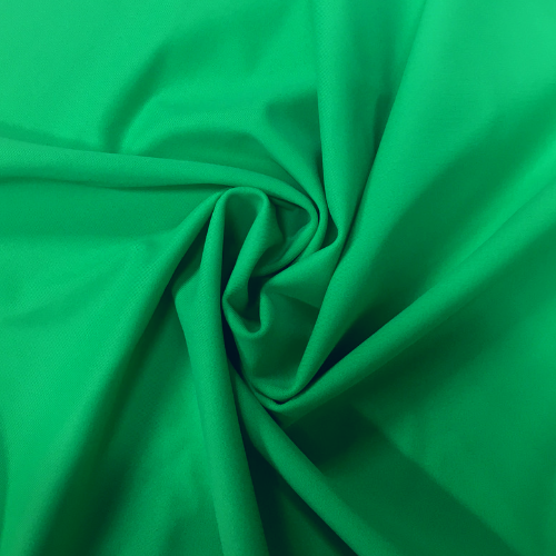 Irish Green Kira Matte Tricot Spandex, swim fabric, green fabric, army green fabric, green swim fabric, swimwear fabric, chlorine resistant fabric