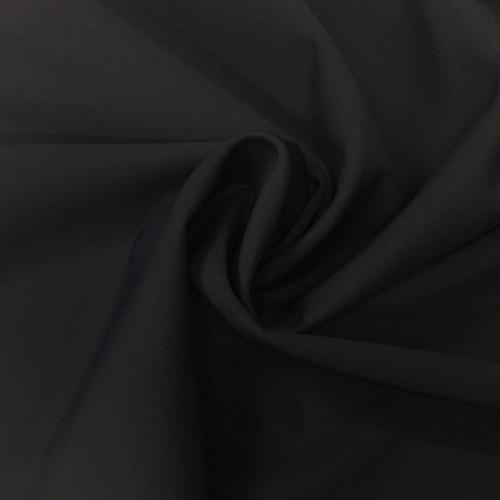 Black Driflex Spandex, black fabric, activewear fabric, discount fabric