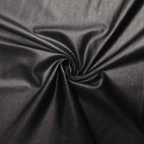 Black Allover Foil Spandex, black foil fabric, foil fabric, black fabric, discount fabric