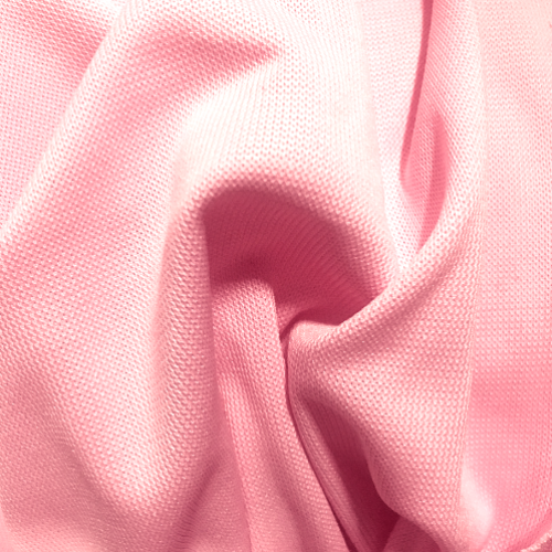Petal Pink Rib Textured Spandex, pink fabric, discount fabric