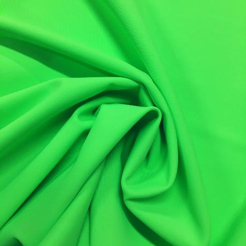 Sour Apple Tricot Spandex, green fabric, tricot fabric, swim fabric, discount fabric