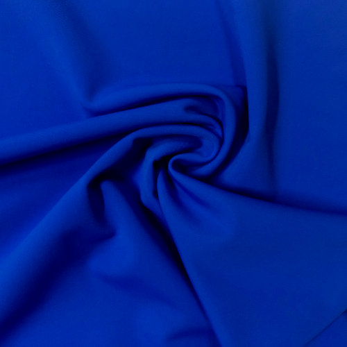 Cobalt Blue Tricot Spandex, blue fabric, swim fabric, tricot fabric, discount fabric