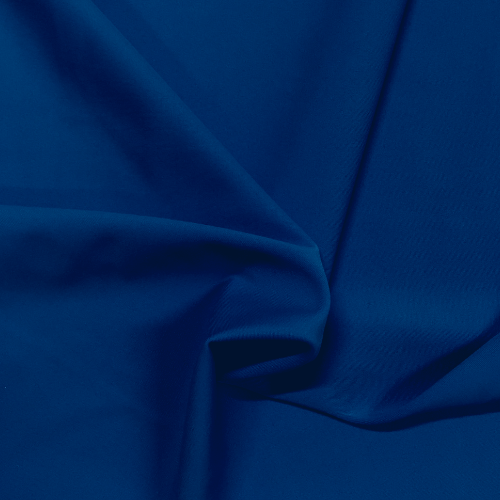 Medium Blue Drifit Spandex, blue fabric, drifit fabric, discount fabric