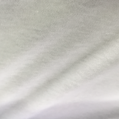 White Soft Spun Polyester Spandex, white fabric, fabric printing, discount fabric