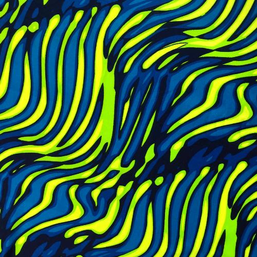 Infrared Animal Spandex, animal print fabric, discount fabric