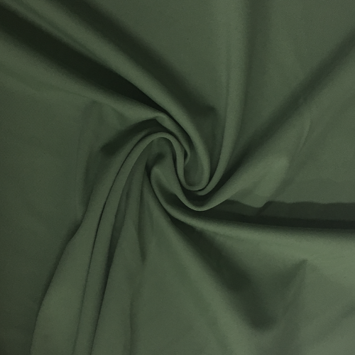 Dusty Olive Rebound Spandex, heavyweight fabric, activewear fabric, army green fabric, discount fabric