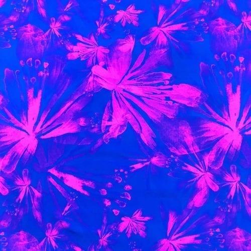 Floral Exposure Spandex, floral exposure spandex