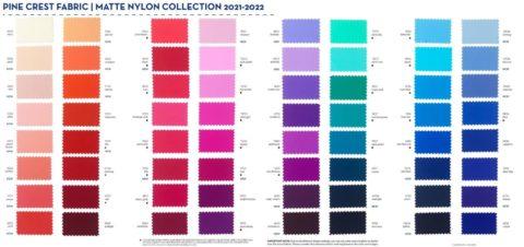Matte Nylon Collection