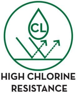 High Chlorine Resistance