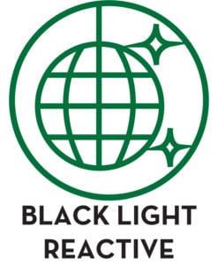 BLACK LIGHT REACTIVE